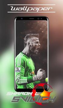 🔥 De Gea Wallpaper HD 4K screenshot 1