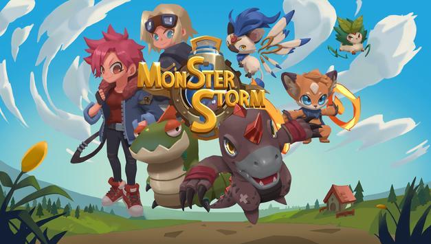 Monster Storm2 Online постер