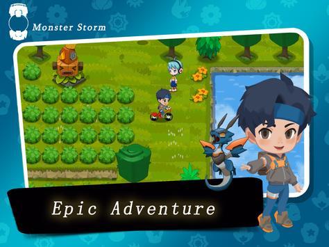 Monster Storm2 Online скриншот 6