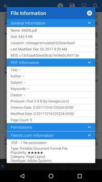 File Viewer imagem de tela 3