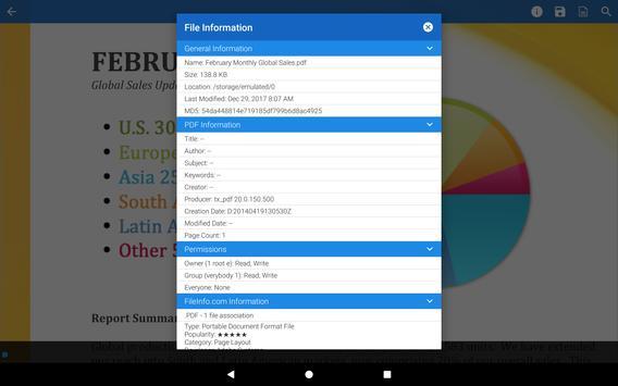 File Viewer imagem de tela 10