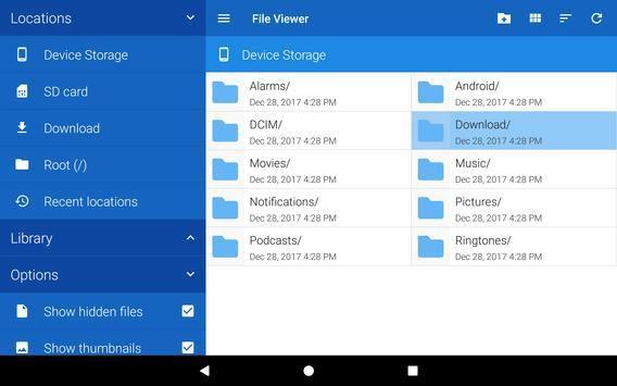 File Viewer imagem de tela 13