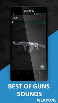 Real Gun Sounds screenshot 6