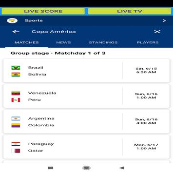 CA-19 LIVE - BRAZIL screenshot 1