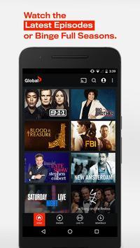 Global TV स्क्रीनशॉट 1