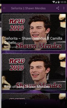 Señorita || {Shawn Mendes ft. Camila Cabello} screenshot 2