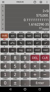 Scientific Calculator Ekran Görüntüsü 5