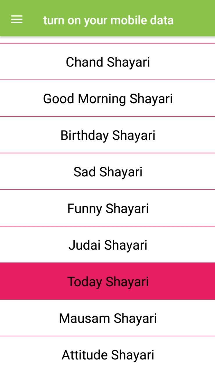 Shayari In Hindi 2019 for Android - APK Download