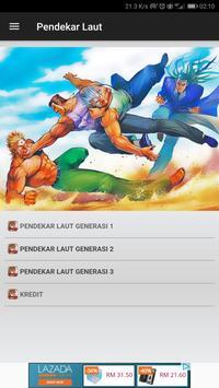 Komik Pendekar Laut poster
