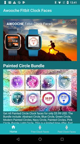 Awooche Fitbit Clock Faces for Android - APK Download
