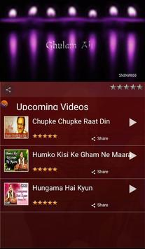 Ghulam Ali screenshot 4