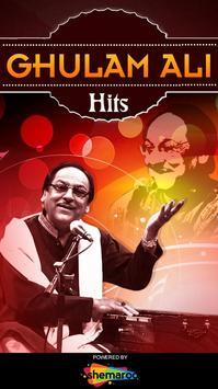Ghulam Ali poster