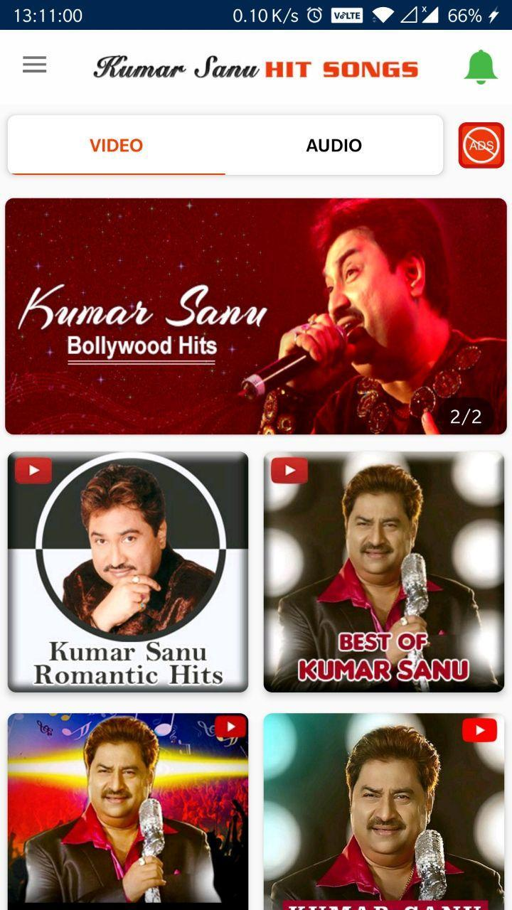 Kumar Sanu Hit Songs for Android - APK Download