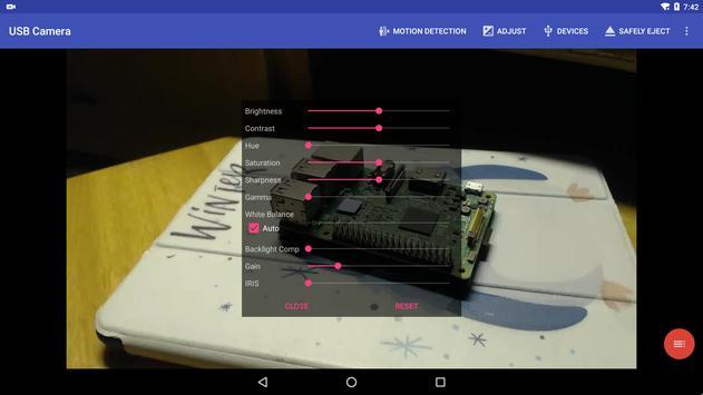 USB Camera Ekran Görüntüsü 9