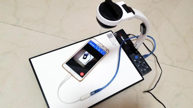 USB Camera gönderen