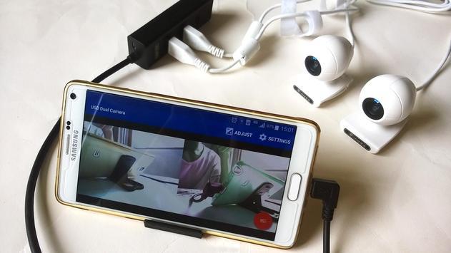 USB Dual Camera poster