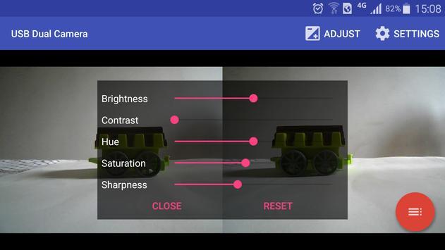 USB Dual Camera screenshot 5