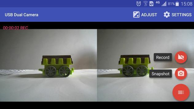 USB Dual Camera screenshot 6
