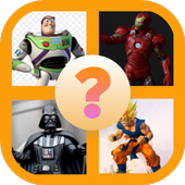 FIGURE It Out: Pop Character QUIZ icon