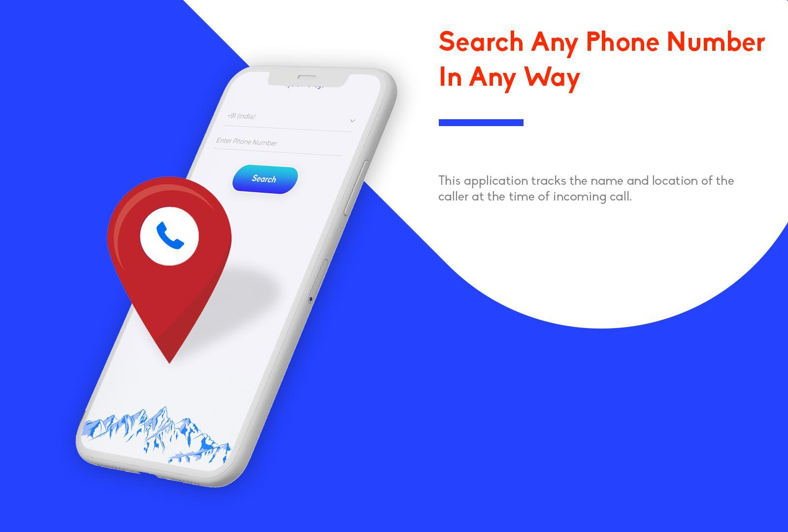 Caller Name , Location Tracker & True caller ID for Android