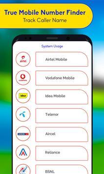 True Mobile Number Finder - Track Caller Name screenshot 12