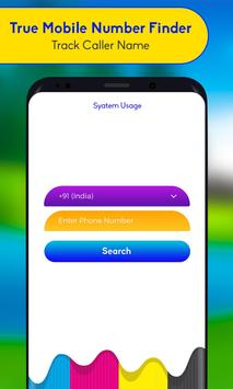 True Mobile Number Finder - Track Caller Name screenshot 14