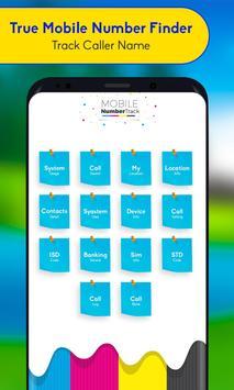 True Mobile Number Finder - Track Caller Name screenshot 2