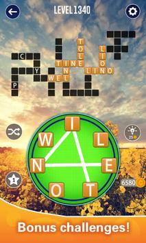 Word Link Puzzle Game - Fun Word Search Game screenshot 1