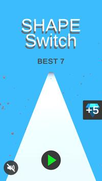 Shape Switch Challenge 3D screenshot 3