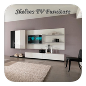 Shelves TV Furniture | Best Interior Designs icon