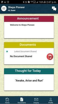 SHEPS PIONEER screenshot 1