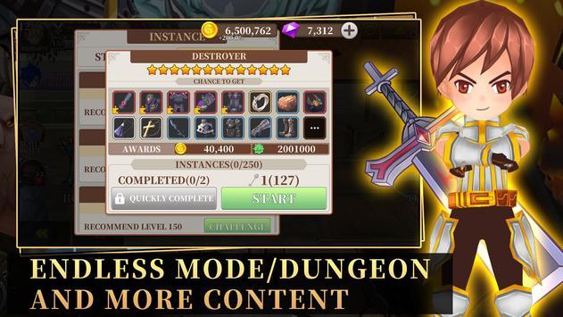 Endless Quest скриншот 7