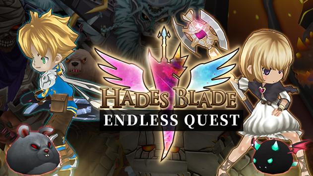 Endless Quest Cartaz