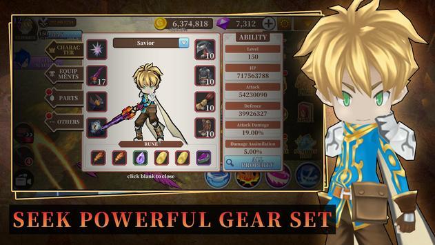 Endless Quest скриншот 1