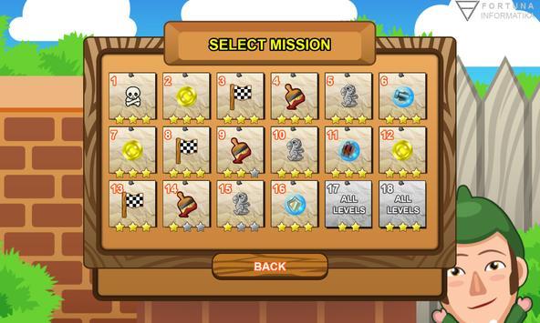 Gnomes Bomb Mission screenshot 1