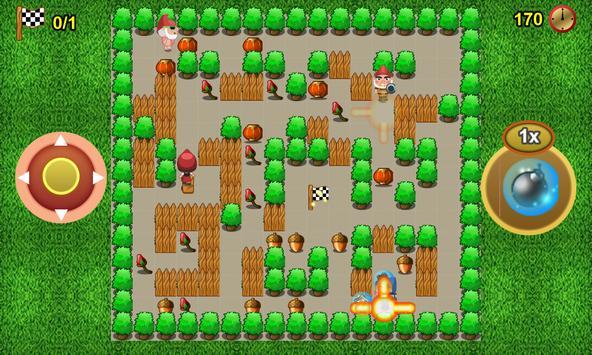 Gnomes Bomb Mission screenshot 4