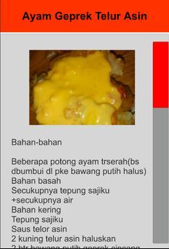 Resep Ayam Geprek screenshot 3