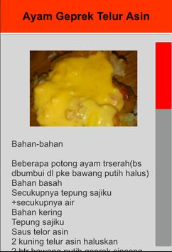Resep Ayam Geprek screenshot 9