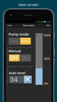RemoteXY: Arduino control syot layar 1