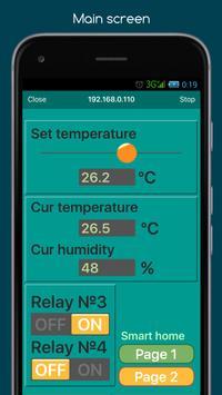RemoteXY: Arduino control syot layar 3
