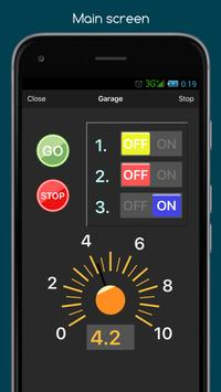 RemoteXY: Arduino control syot layar 5