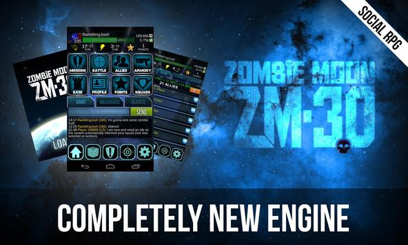 Zombie Moon تصوير الشاشة 5