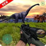 Deadly Dinosaur Hunter:Jungle Survival Game