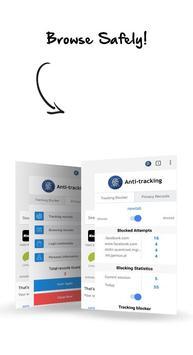 Privacy Browser screenshot 1