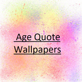 Age Quote Wallpapers icon