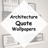 Architecture Quote Wallpapers icon