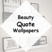Beauty Quote Wallpapers icon