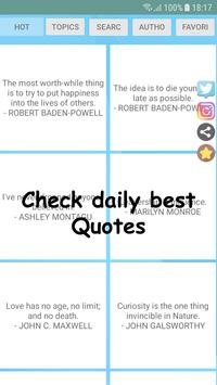 Beauty Quote Wallpapers screenshot 6