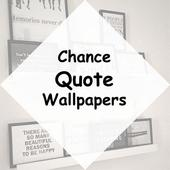 Chance Quote Wallpapers icon