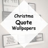 Christmas Quote Wallpapers icon